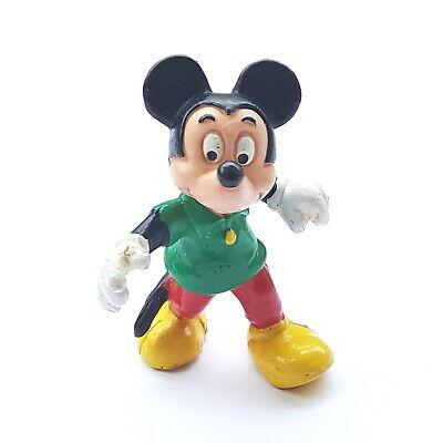 Figurine plastique Mickey Mouse Minnie en ange Disney Bully