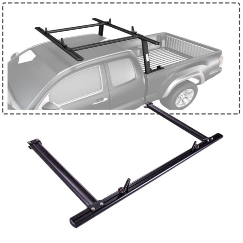 Cantilever Extension for APX25 Pickup Truck Ladder Rack Over the Cab Style Rack