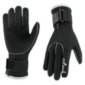 3MM-Neoprene-Swim-Swimming-Scuba-Diving-Snorkeling-Gloves-Coldproof-Non-slip