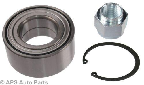 Peugeot 106 206 306 1.0 1.1 1.4 HDi 1.5 D 1.6 1.9 D Front Wheel Bearing Kit New