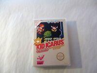 Kid Icarus - Custom Nes - Nintendo Case Only (no Game)