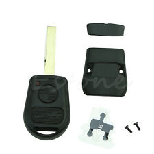 3 Button Remote Key Shell Case Fob fit For BMW E31 E32 E34 E36 E38 E39 E46 Z3