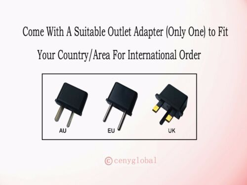 AC Adapter For NordicTrack NTEL059080 831.238550 E5 SI Elliptical Nordic Track