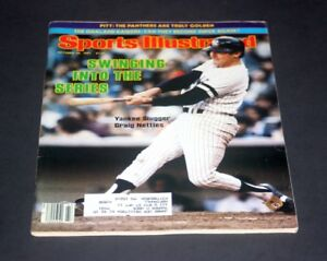 SPORTS-ILLUSTRATED-OCTOBER-26-1981-GRAIG-NETTLES