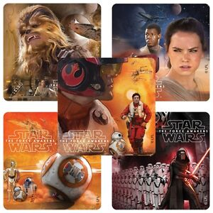 20-Star-Wars-The-Force-Awakens-STICKERS-Party-Favors-Teacher-Supplies-Treat-Bags