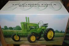 1/16 John Deere A Hi-crop 2 cylinder club expo by Ertl, new in box