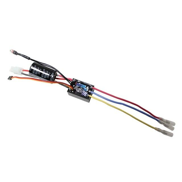 Mtroniks Hydra G2 15A Brushless ESC Speed Controller for RC Boats HYDRA15
