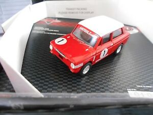 HILLMAN IMP Historic Racing saloon #1 Adrian Oliver Touringcar Corgi Box 1:43