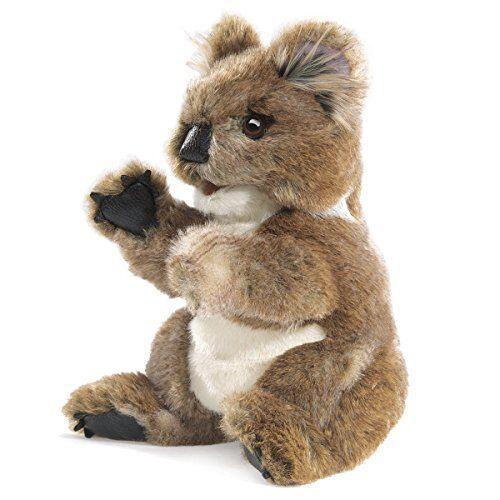 Folkmanis Koala Hand Puppet Plush