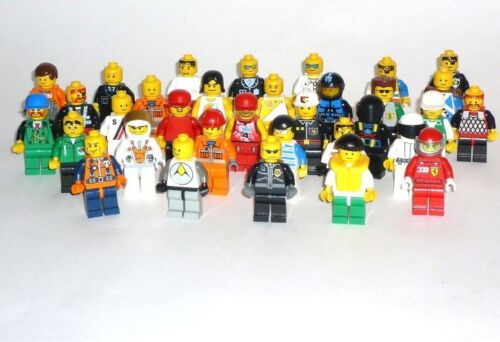 personnages LEGO ® 10 figurines personnage piratenusw. City, chevalier