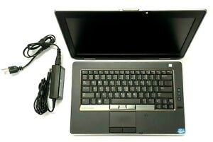 """Dell Latitude E6420 14"""" Core i5 2.6GHz 2GB 320GB DVD Windows 10 Pro Laptop"""