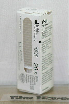 4520 40 Lens Filters BRAUN Thermoscan Thermometer for IRT6520 4020 6030 3520