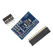 I2C-Repeater - I2C - Pegelanpassung 3,3V auf 5V für Raspberry PI SDA und SCL