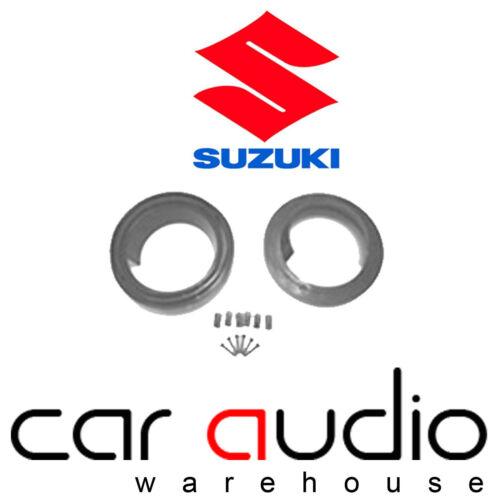 Connects2 CT25SZ01 Suzuki Splash 2008/> Speaker Fitting Adaptor Front//Rear 165MM