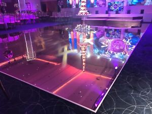 Mirror Dance Floor FOR EVENT DECOR HIRE! | eBay