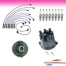 TK2034-11 : Fits 1986 Nissan D21 2.4L Tune Up Kit, Cap Rotor Spark Plug Wire Set