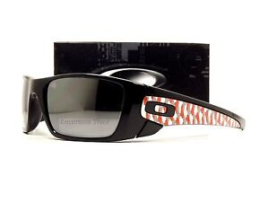 8ecb0e28d3 NEW OAKLEY Polished Black Fuel Cell Chip Foose Signature Series w ...