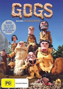 Gogs-Includes-Gogwana-DVD-NEW-Region-4-Australia