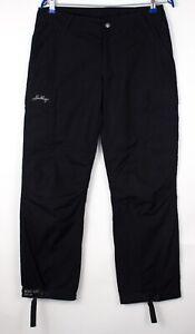 Lundhags-Femme-Decontracte-Pantalon-Jambes-Droites-Taille-40-W30-L32-ALZ831