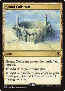 MTG Grand Coliseum C16 NM
