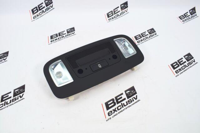 Audi TTS 8S Cabrio LED Luz Interior para Leer Módulo de Techo Delant. 8v7947135e