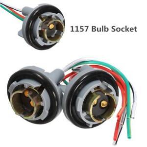 Superb 1157 Led Light Base Bay15D Bulb Socket Car Light Socket Connector Wiring 101 Capemaxxcnl