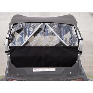 Polaris RZR XP 900 LE 2012 Tusk UTV Cab Pack Black Fits