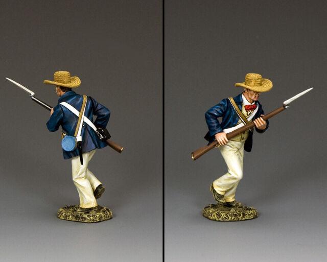 KING /& COUNTRY REMEMBER THE ALAMO RTA059 ROBERT MCKINNEY OF TENNESSEE MIB