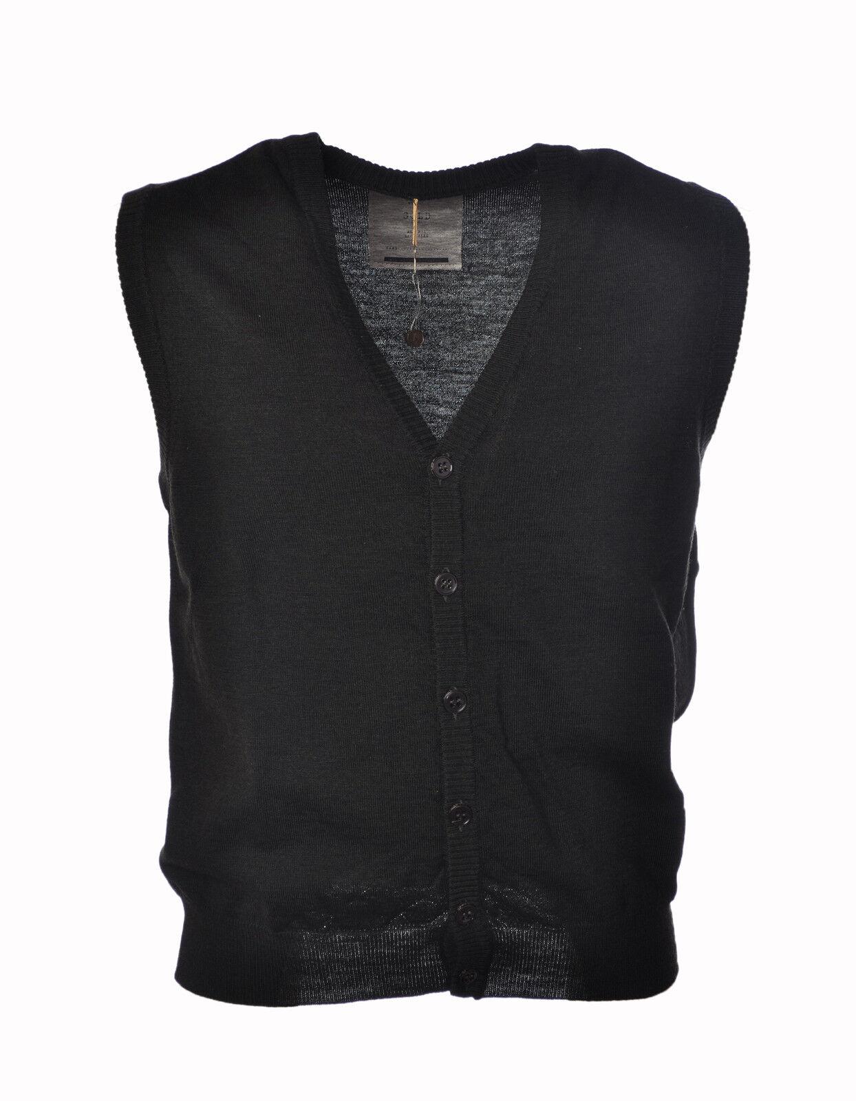 Messagerie  -  Waistcoat - Male - Grün - 3735928A184141