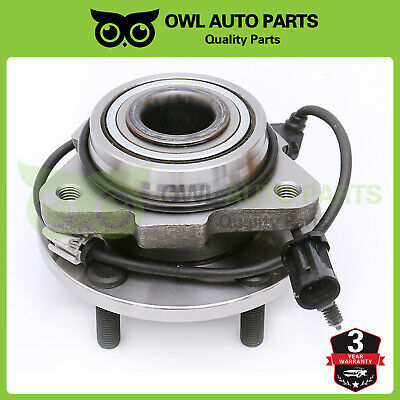 For Chevy Blazer GMC Jimmy  2WD Front Wheel Bearing And Hub Assembly 5 Lug w//ABS