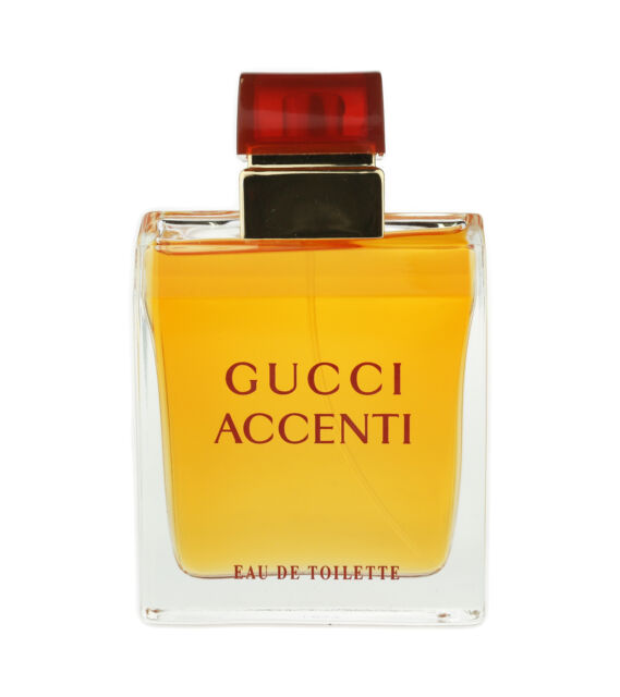 Gucci 'Gucci Accenti' Eau De Toilette 3.4oz/100ml Spray New