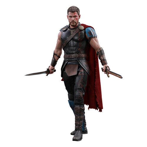 THOR RAGNAROK - Gladiator Thor Deluxe Ver. 1 6 Acción Figura 12  MMS445 Hot Juguetes