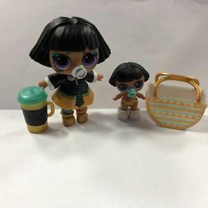2X-LOL-Surprise-Dolls-Pharaoh-Babe-baby-Big-Sis-amp-Lil-Pharaoh-Doll-toy-Girl-Gift