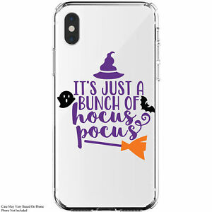 It-039-s-Just-A-Bunch-Of-Hocus-Pocus-iPhone-11-Galaxy-Clear-Halloween-Phone-Case