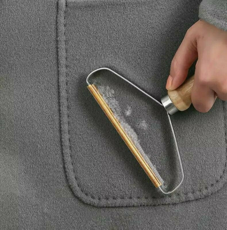Portable lint remover- clothes fuzz shaver for sale online