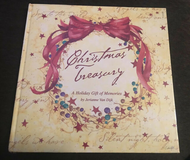 Christmas Treasury: A Holiday Gift of Memories by Jerianne Van Dijk *NEW/SEALED*