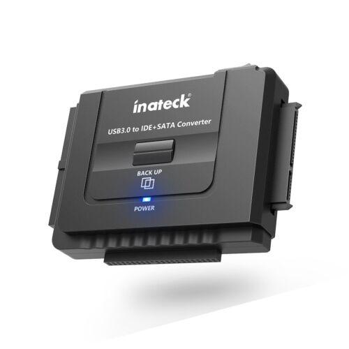 Free Shipping Inateck Universal USB 3.0 to IDE//SATA Converter Hard Drive Adap..