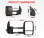 thumbnail 6 - Bettaview Extendable Towing Mirrors for Nissan Navara NP300 2015 To Current