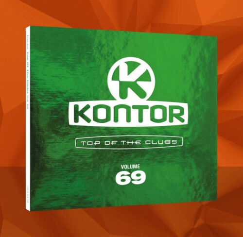 1 von 1 - Kontor --- Top Of The Clubs --- Vol. 69 (3 CDs) *** NEU & OVP in Folie ***