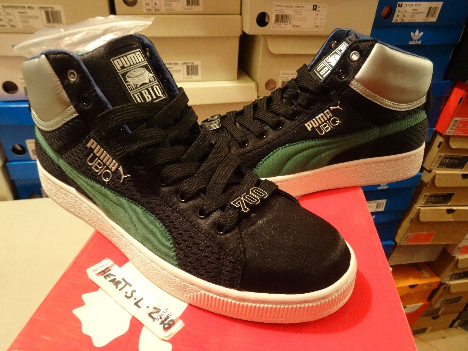 NEW Rare Retro Puma X UBIQ Clyde Trainers Trainers Trainers level 700 collection 349569 01 SZ 7 228e7a
