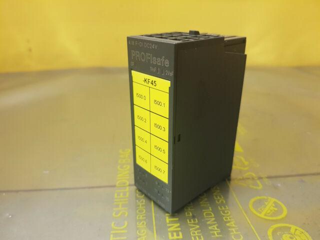 Siemens 6ES7138-4FA05-0AB0 Profisafe Entrée Numérique Module 6ES7 138-4FA05-0AB0