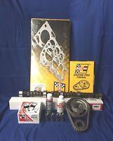 Chevy Sbc 350 5.7l Hp Rv Stage 3 443/465 Lift Cam Camshaft Installation Kit