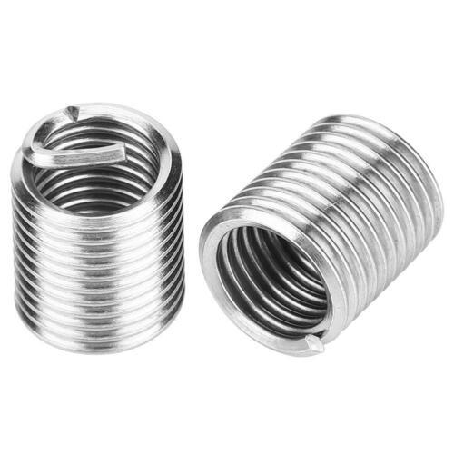 17Pcs Metric Thread Repair Insert Kit M10 x 1.5 Helicoil Pro Coil Tools
