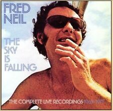 The Sky Is Falling: The Complete Live Recordings 1965-1971 by Fred Neil (CD, Oct-2004, Revola)