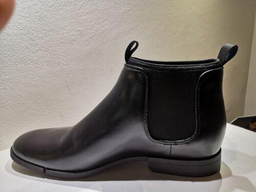 Valeur 45 Noir Cuir 44 Boots Pointures Clarks 5 Neuve 159e 44 kuXZPOi