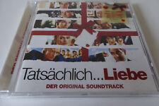 tatsächlich liebe soundtrack