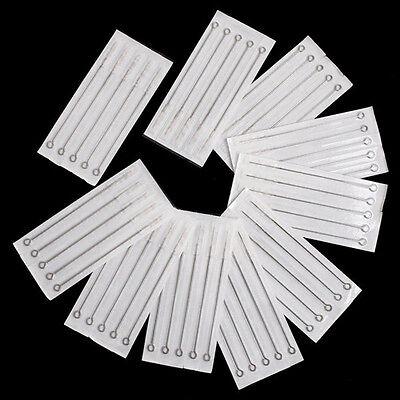 Sizes 3-13 Tattoo Needles-anchor&iron-box Of 50 Supplement The Vital Energy And Nourish Yin Health & Beauty