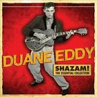 Shazam! The Essential Collection by Duane Eddy (CD, Mar-2013, 2 Discs, Music Club Deluxe)