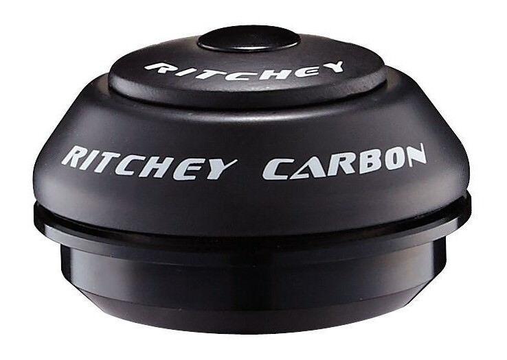 Ritchey Wcs Kohlenstoff Presssitz Ober Fahrrad Kopfset Matt UD Schwarz 12.4mm