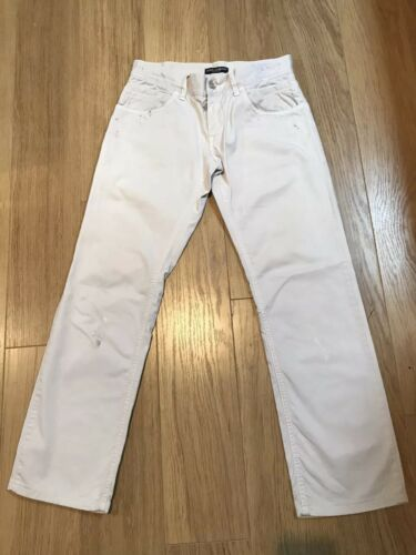 Jeans Exc Mens Splat Cream Dolce Gabbana 14 44 28l 28w Paint amp; r0wrapx